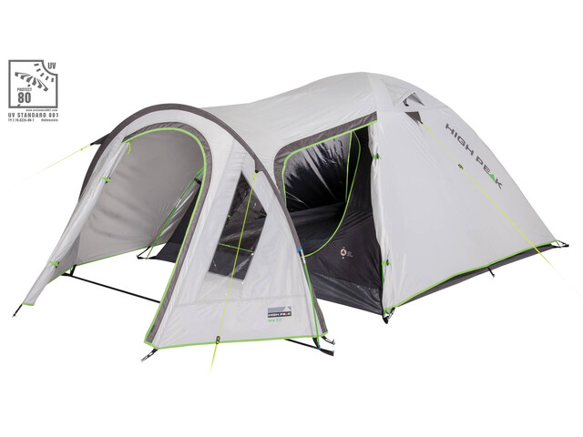 High Peak Kira 5.0 Tente, nimbus grey